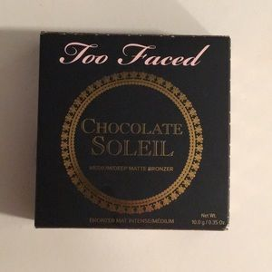 Too Faced Chocolate Soleil Bronzer (FULL SIZE)